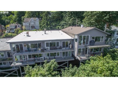 Portland Condo/Townhouse For Sale: 1507 SW Hall St #A