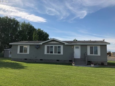 Hermiston Single Family Home For Sale: 32821 Quests End Ln