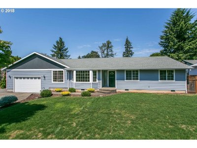 Oregon City Single Family Home For Sale: 11521 Salmonberry Dr