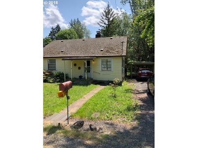 Single Family Home For Sale: 7740 SW Mayo St