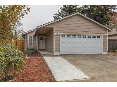 Single Family Home For Sale: 6422 SE 139th Ave