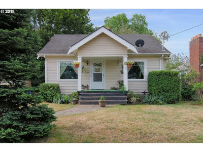 Portland OR Multi Family Home For Sale: $349,900