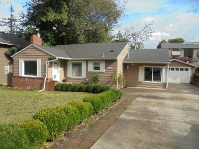 Single Family Home For Sale: 1414 NE 160th Ave