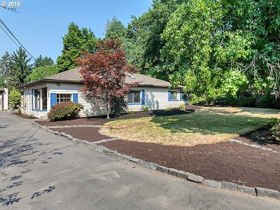 Single Family Home For Sale: 7745 SW 74th Ave
