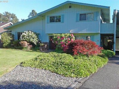 Roseburg Single Family Home For Sale: 562 Rivershore Dr
