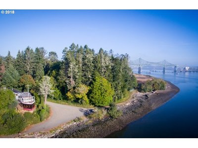 North Bend Single Family Home For Sale: 1225 Ferry Rd