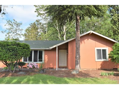 Eugene Single Family Home For Sale: 2639 Donegal St