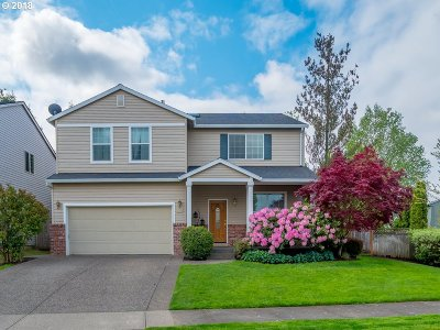 Woodburn Single Family Home Sold: 584 Ironwood Ter