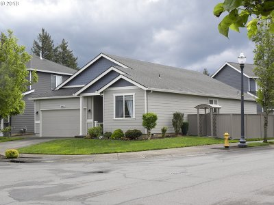 Camas Single Family Home For Sale: 4140 NW Quinault St