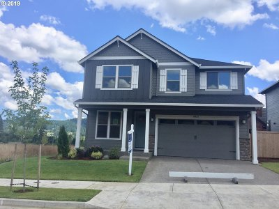 Happy Valley, Clackamas Single Family Home For Sale: 10632 SE Red Tail Rd #LOT36