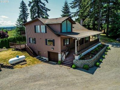 Single Family Home For Sale: 29500 SE Lariat Ln