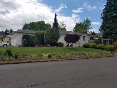 Salem Single Family Home For Sale: 340 S Boice St