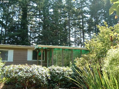 Bandon Single Family Home For Sale: 55497 Goodwin Rd