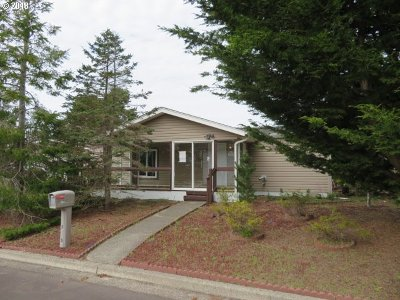 Florence OR Single Family Home For Sale: $129,900
