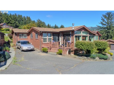 Brookings Single Family Home For Sale: 19921 Whaleshead Rd #I- 7