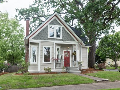 Forest Grove Single Family Home For Sale: 2039 18th Ave
