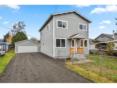 Cowlitz County Single Family Home For Sale: 1212 S 7th Ave