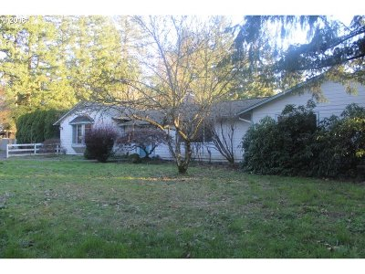 Wilsonville Single Family Home For Sale: 7320 SW Frog Pond Ln
