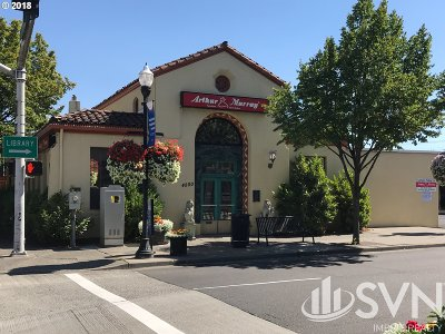 Beaverton Commercial For Sale: 4500 SW Watson Ave