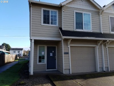 Canby Single Family Home For Sale: 734 NW 3rd Ave