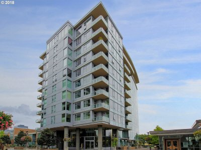 Condo/Townhouse For Sale: 1900 SW River Dr #603