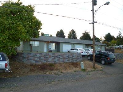 Yoncalla Multi Family Home For Sale: 707 Cedar St
