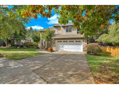 Single Family Home For Sale: 11639 SW 28th Pl