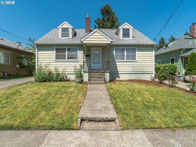 Newberg, Dundee, Mcminnville, Lafayette Single Family Home For Sale: 807 E Sherman St