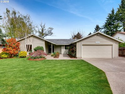 Single Family Home For Sale: 11020 SW Cottonwood Ln