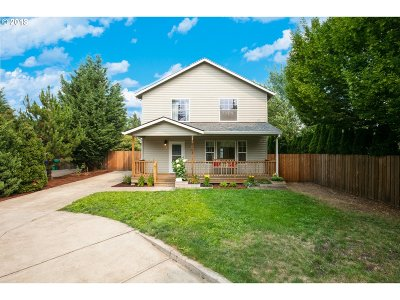Single Family Home For Sale: 4103 N Hunt St