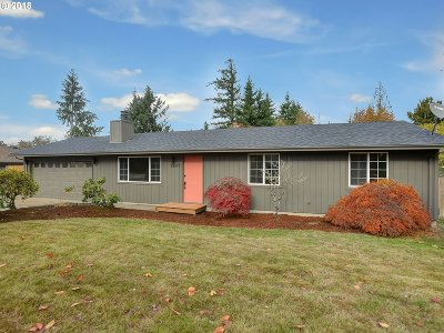 Gresham Single Family Home For Sale: 1897 SW Binford Lake Pkwy