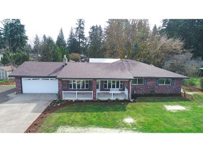 Vancouver Single Family Home For Sale: 9707 NE 70th St