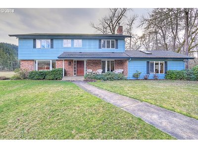 Douglas County Single Family Home For Sale: 1588 Yeust Rd