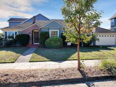 Portland Single Family Home For Sale: 3530 NE Webster St