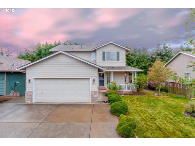 Woodburn Single Family Home Pending: 2846 Championship Dr