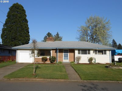Single Family Home For Sale: 2808 SE 160th Ave