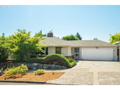 Single Family Home For Sale: 7407 SE 42nd Ave
