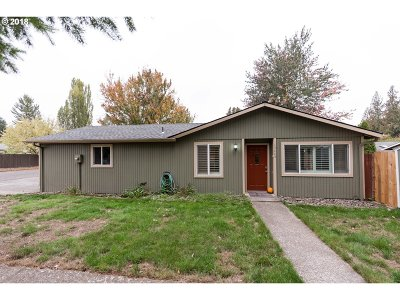 Aurora Single Family Home Pending: 13443 Crater Lake Ct