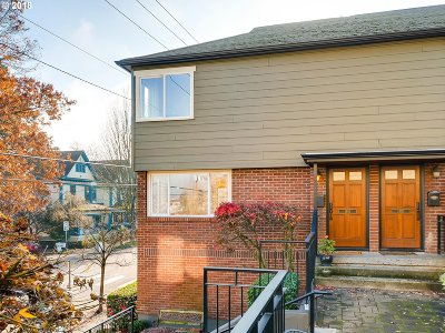 Portland Condo/Townhouse For Sale: 1401 NW 23rd Ave