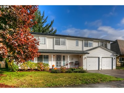Keizer Single Family Home For Sale: 6803 Rock Ledge Ct