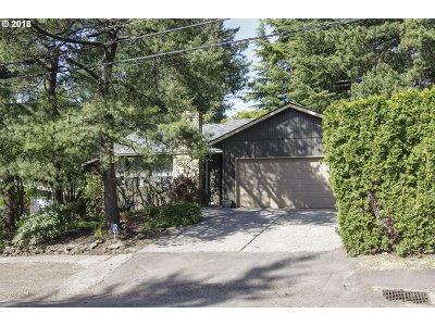 Single Family Home For Sale: 3845 SW 102nd Ave