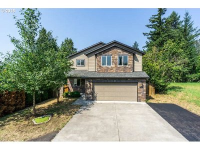 Single Family Home For Sale: 749 SE 139th Ave