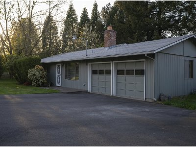 Portland Single Family Home For Sale: 11875 NW Thompson Rd