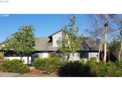 Sutherlin Single Family Home For Sale: 618 Dovetail Ln