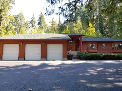 Cottage Grove, Creswell Single Family Home For Sale: 74889 Conifer Ct