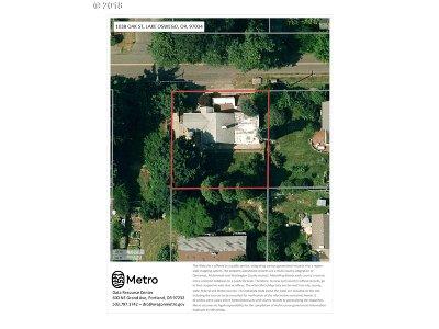 Lake Oswego Residential Lots & Land For Sale: 1038 Oak St