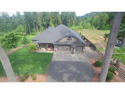 Beavercreek Single Family Home For Sale: 21072 S Mountain Meadow Rd