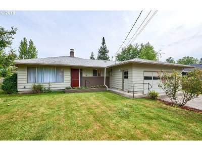 Newberg, Dundee, Mcminnville, Lafayette Single Family Home Bumpable Buyer: 116 E 8th St