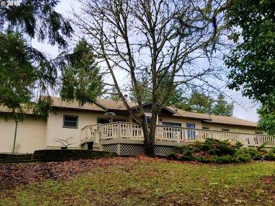 Roseburg Single Family Home For Sale: 1350 Brozio Rd