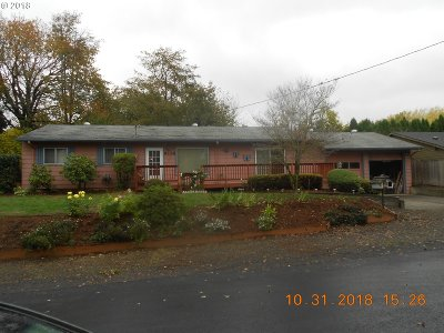 Milwaukie, Gladstone Single Family Home For Sale: 9226 SE 29th Ave
